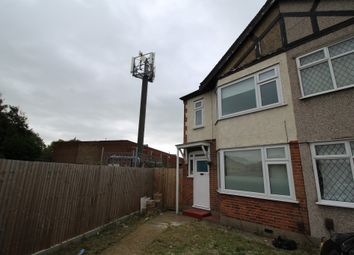 Thumbnail 3 bed end terrace house for sale in Wentworth Way, Rainham