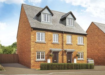 Thumbnail 3 bed semi-detached house for sale in Plot 61 Alton G, Moseley Green, Leeds