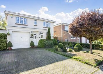 Thumbnail 4 bedroom detached house for sale in Muscliff, Bournemouth, Dorset