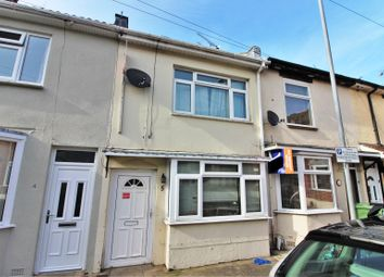 Thumbnail 3 bed terraced house to rent in King Edwards Crescent, Portsmouth