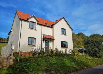 Thumbnail 4 bed detached house to rent in Arcade Road, Parc Seymour, Caldicot
