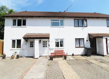 Thumbnail 2 bed terraced house for sale in Beech Grove, St Brides Wentlooge, Newport
