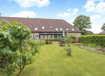 Thumbnail 4 bed barn conversion for sale in Claypit Farm Barn, Claypit Lane, Froxfield, Petersfield