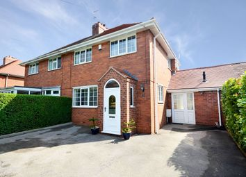 Thumbnail 3 bed semi-detached house for sale in West View, Rough Close