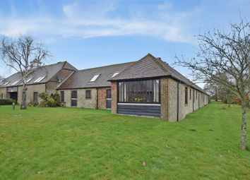 Thumbnail 2 bed barn conversion for sale in Saxon Meadow, Tangmere, Chichester, West Sussex