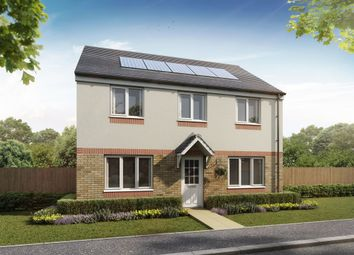 "Thumbnail 4 bed detached house for sale in ""The Ettrick"" at Naughton Road, Wormit, Newport-On-Tay"