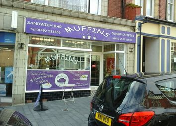 Thumbnail Restaurant/cafe for sale in Penrhyn Road, Colwyn Bay, Colwyn Bay