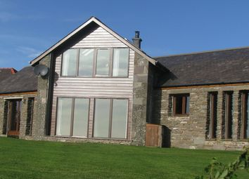 Thumbnail 5 bed detached house to rent in Monikie, Broughty Ferry, Dundee