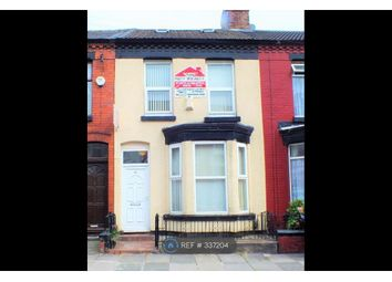 Thumbnail 7 bed terraced house to rent in Woodcroft Road, Liverpool