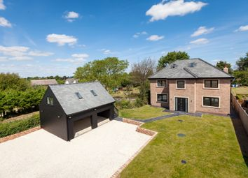 Thumbnail 6 bed detached house for sale in Westley Waterless, Newmarket