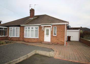 Thumbnail 2 bed bungalow to rent in Trafford Walk, Newcastle Upon Tyne