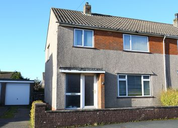 Thumbnail 3 bed semi-detached house for sale in Woodbank Estate, Egremont