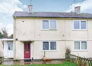 Thumbnail 2 bed semi-detached house for sale in Briarfield Drive, Netherhall, Leicester