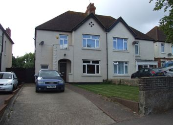 Thumbnail 5 bed semi-detached house to rent in Canterbury Road, Folkestone