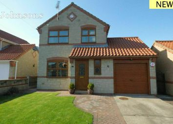 Thumbnail 3 bed detached house for sale in The Paddock, Adwick Le Street, Doncaster.