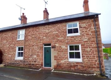 Thumbnail 2 bed end terrace house for sale in Craw Hall, Brampton, Cumbria