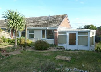 Thumbnail 2 bed bungalow for sale in Parson Close, Exmouth