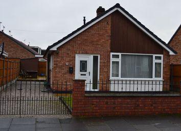 Thumbnail 2 bedroom bungalow to rent in Wordsworth Drive, Crewe