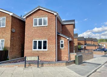 Thumbnail 2 bed detached house to rent in Benson Close, Luton