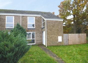 Thumbnail 2 bed end terrace house for sale in Lancewood Walk, Raf Lakenheath, Brandon