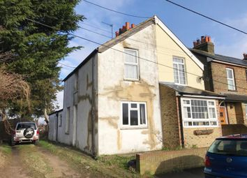 Thumbnail 2 bed semi-detached house for sale in 1 Bull Lane, Higham, Rochester, Kent