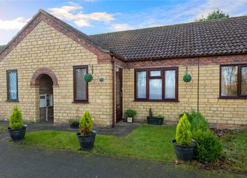 Thumbnail 1 bed terraced bungalow for sale in Pullman Close, Metheringham, Lincoln