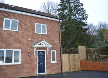 Thumbnail 4 bed semi-detached house to rent in Valley Rise, Upper Clatford, Andover