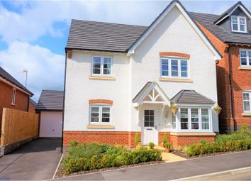Thumbnail 4 bed detached house for sale in Tutbury Hollow, Ashbourne