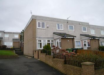 Thumbnail 3 bed end terrace house for sale in Millbeck Gardens, Gateshead