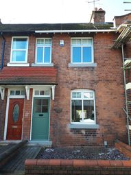 Thumbnail 2 bed terraced house to rent in Siemens Road, Stafford