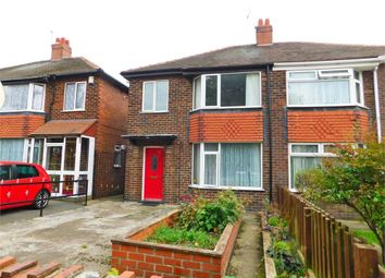 Thumbnail 3 bed semi-detached house for sale in Regent Street, Wakefield, West Yorkshire