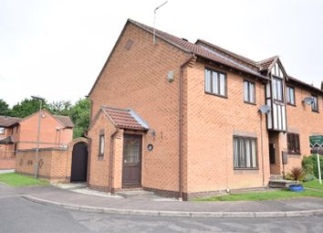 Thumbnail 3 bed town house for sale in Whilton Crescent, West Hallam, Ilkeston