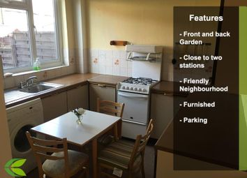 Thumbnail 2 bed terraced house to rent in Baron Road, Dagenham