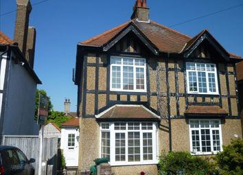 Thumbnail 3 bed semi-detached house for sale in Reigate Road, Brighton, East Sussex