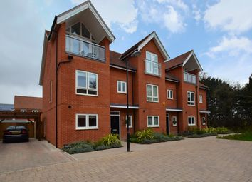 Thumbnail 4 bed end terrace house to rent in Southby Close, Cholsey