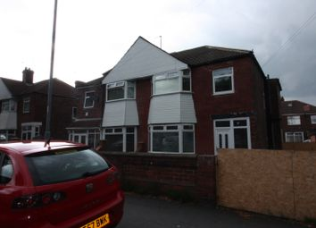 Thumbnail 5 bed semi-detached house for sale in Woodlands Road, Manchester