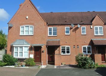 Thumbnail 2 bed terraced house to rent in Dickens Heath Road, Shirley, Solihull