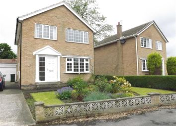 Thumbnail 4 bedroom detached house to rent in Elms Close, Riccall, York