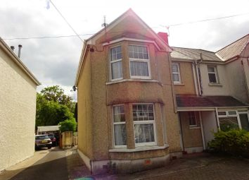 Thumbnail 3 bedroom semi-detached house for sale in 24 Cecil Road, Gowerton, Swansea