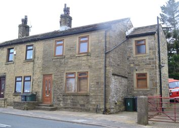 Thumbnail 2 bed end terrace house for sale in Keighley Road, Denholme, Bradford