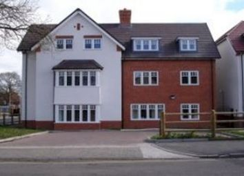 Thumbnail 2 bed flat to rent in Jockey Road, Sutton Coldfield