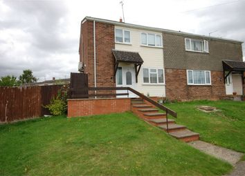 Thumbnail 3 bed semi-detached house for sale in Fairfax Crescent, Aylesbury, Buckinghamshire