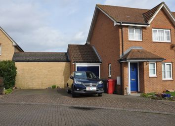 Thumbnail 3 bedroom end terrace house for sale in Chapels Close, Cippenham, Slough