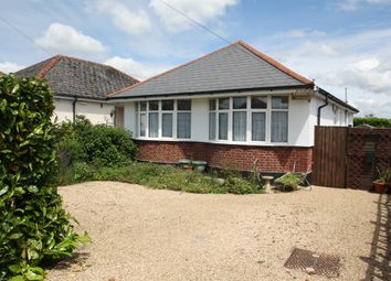 Thumbnail 3 bed detached bungalow for sale in Hazell Avenue, Bournemouth