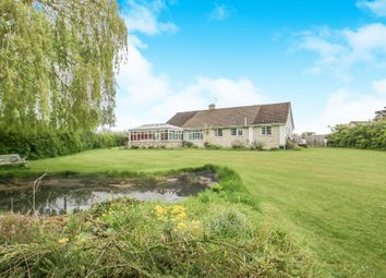 Thumbnail 4 bedroom detached bungalow for sale in Kenny, Ashill, Ilminster