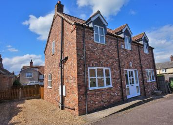 Thumbnail 3 bed detached house for sale in Horncastle Road, Bardney, Lincoln