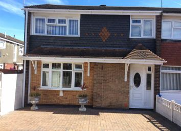 Thumbnail 3 bedroom end terrace house for sale in Eastfield Road, Tipton