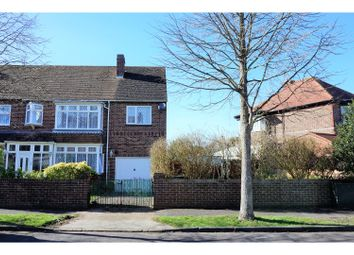 Thumbnail 5 bedroom semi-detached house for sale in Lealand Road, Portsmouth