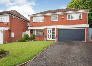 Thumbnail 5 bed detached house for sale in Highcroft Drive, Sutton Coldfield