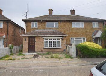 Thumbnail 3 bedroom semi-detached house for sale in Laburnum Grove, Colchester